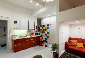 Rainbow Pearl apartment